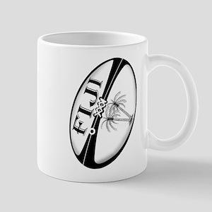 Fiji Rugby Ball Mug