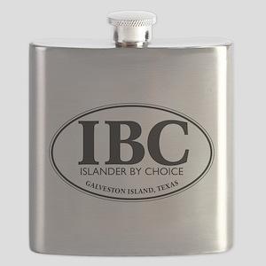 IBC Islander By Choice Flask