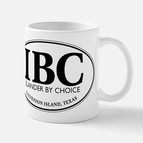 IBC Islander By Choice Mugs
