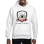 Beat The Champ On Wbbz-Tv Hoodie Hooded Sweatshirt