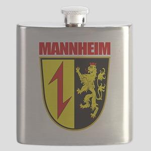 Mannheim Flask