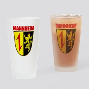 Mannheim Drinking Glass