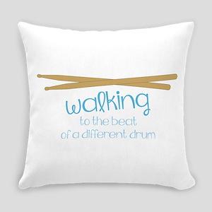 Drum Sticks Everyday Pillow