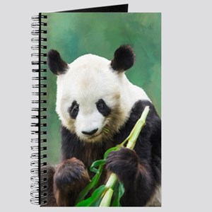 Painting Panda Bear Long Hui Journal