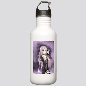 Beautiful anime girl Stainless Water Bottle 1.0L