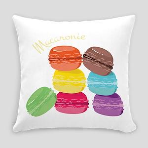 Macaron Delight Everyday Pillow
