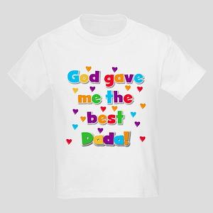 Best Dada Kids Light T-Shirt