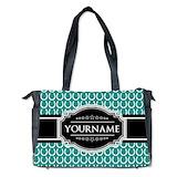 Personalized horseshoe Diaper Bags