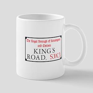 King's Road, London, UK Mug
