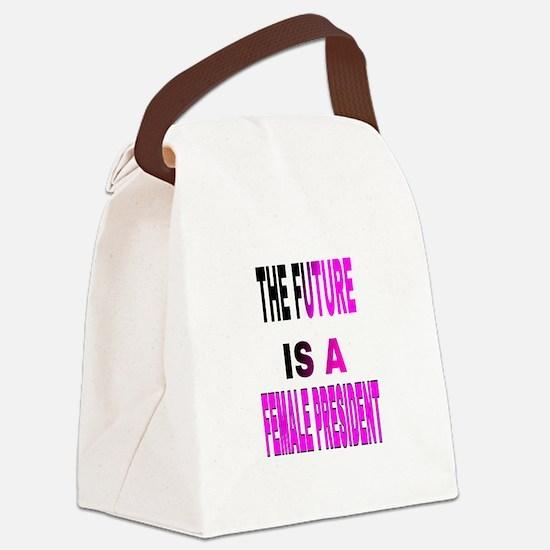 Unique Impeach obama Canvas Lunch Bag