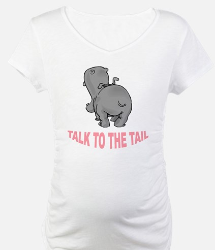 Hippo Talk To The Tail Shirt