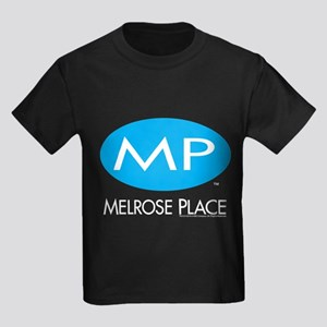 Melrose Place Logo Kids Dark T-Shirt