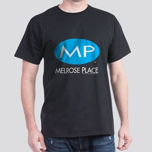 Melrose Place Logo Dark T-Shirt
