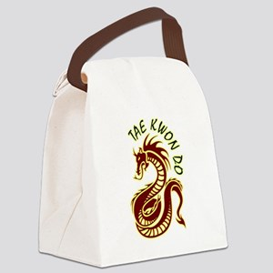 taekwondodragon Canvas Lunch Bag