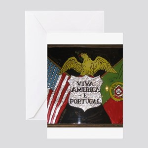 Portugese American Greeting Cards