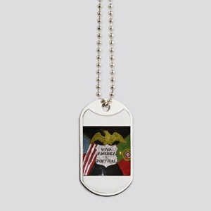 Portugese American Dog Tags
