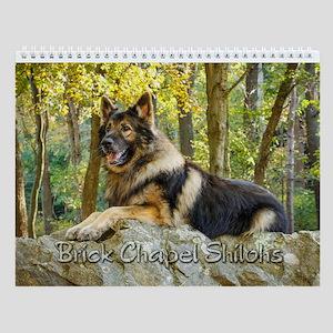2016 Brick Chapel Wall Calendar