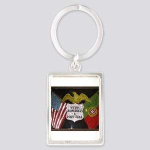 Portugese American Keychains