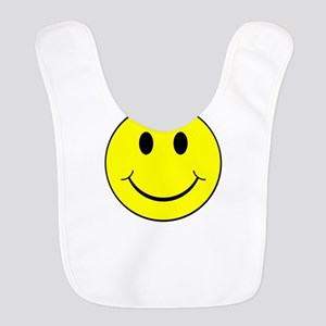 Smiley Face Bib