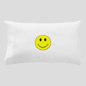 Smiley Face Pillow Case