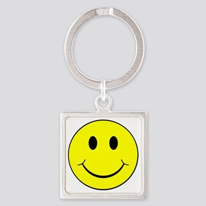 Smiley Face Keychains