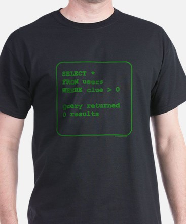 Cute Database T-Shirt