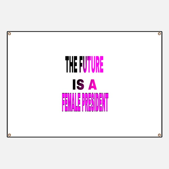 The Future Is A Banner