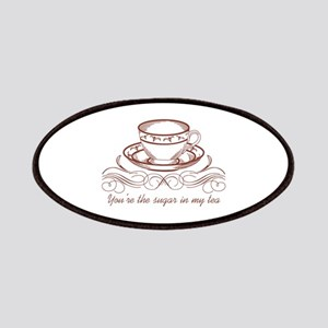 Sugar In Tea Patch