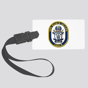 Uss Makin Island (lhd-8) Without Large Luggage Tag