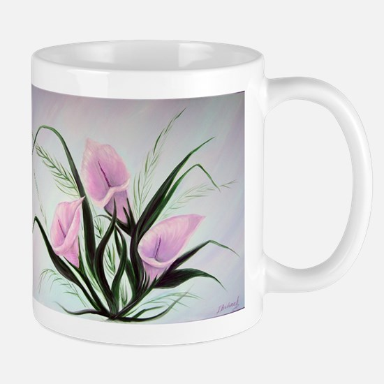 calla lily bouquet Mugs
