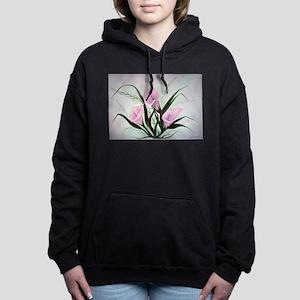 calla lily bouquet Women's Hooded Sweatshirt