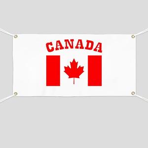 Canada Day Canada Flag Banner