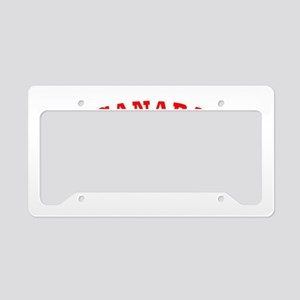 Canada Day Canada Flag License Plate Holder