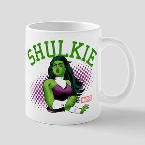 She-Hulk Shulkie Mugs