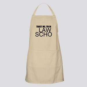 Trust Me, I'm In Law School Apron