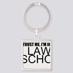 Trust Me, I'm In Law School Keychains