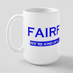 FAIRFAX Large Mug