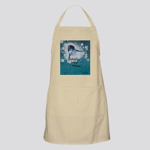 Dolphin, Creatively, Connected With Creator! Apron