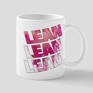 Lean lean lean Mugs