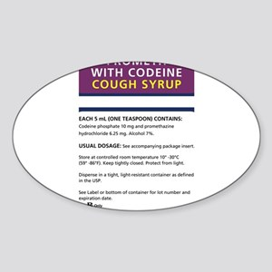 Prometh codeine Sticker
