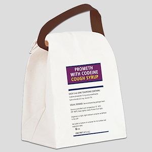 Prometh codeine Canvas Lunch Bag