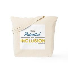 Unlock Potential Tote Bag