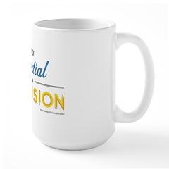 Unlock Potential Large Mugs