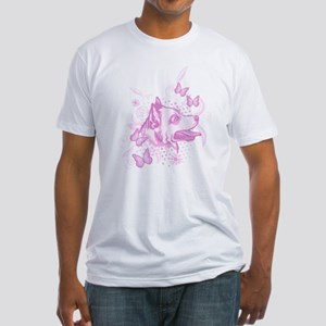 Finnish Spitz Fitted T-Shirt