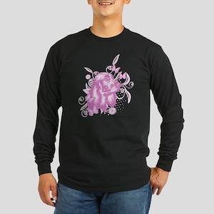 Field Spaniel Long Sleeve Dark T-Shirt