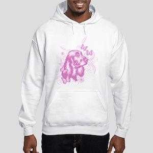 Field Spaniel Hooded Sweatshirt