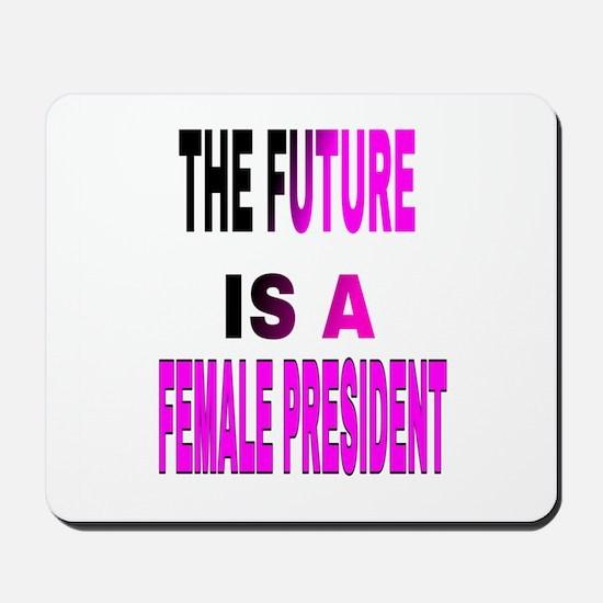 The Future Is A Mousepad