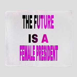 The Future Is A Throw Blanket