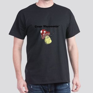 Gone Shroomin with Brother Toadstool T-Shirt