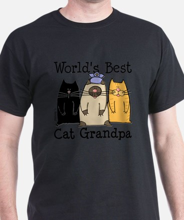 Funny Cats cats and more cats T-Shirt